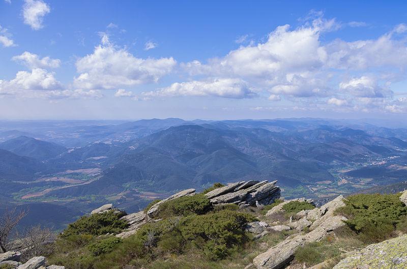 Image : Vallée de L'Orb et du Jaur
