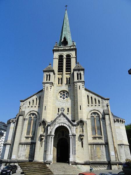 Église Notre-Dame d'Aix-Les-bains