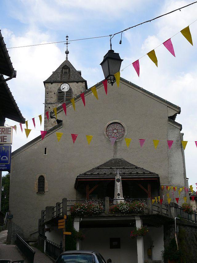 Église Saint Théodule