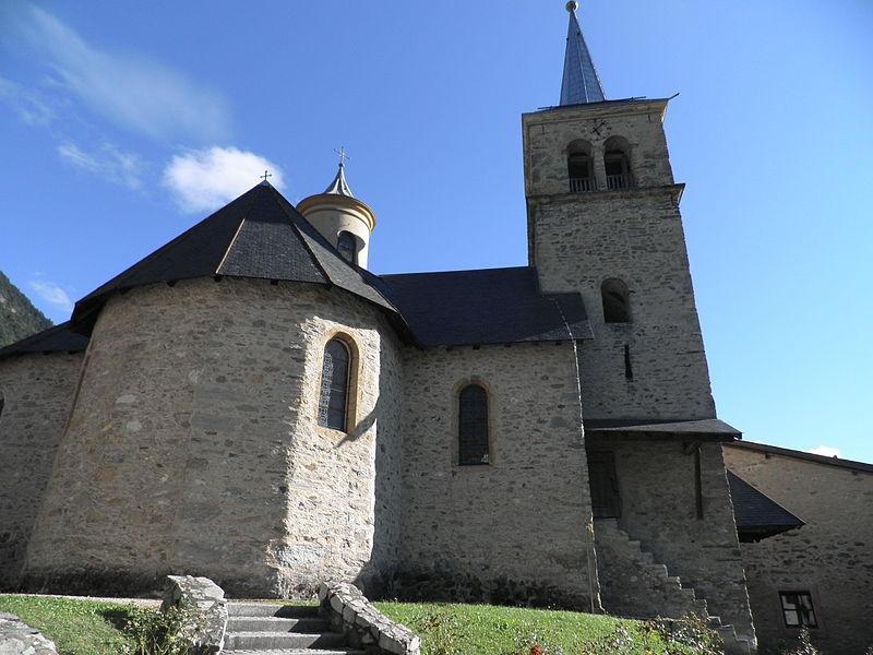 Église Saint-Martin - Villargerel
