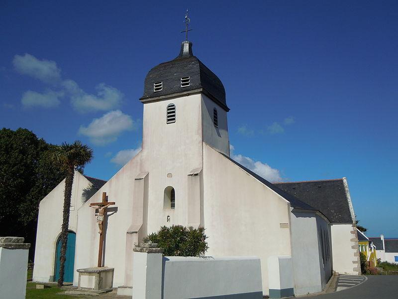 Église Notre-Dame de l'Assomption de Locmaria