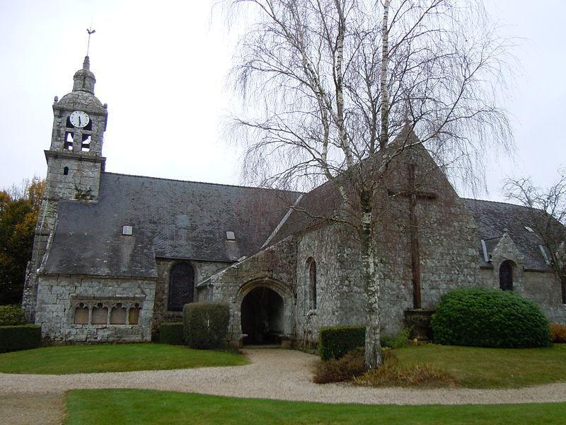 Eglise paroissiale de Le Saint