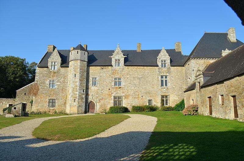 Château du Plessis-Josso - Theix