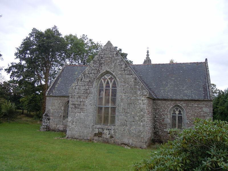 Berné Saint-Albaud chapelle
