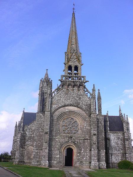 Eglise de Kernascleden