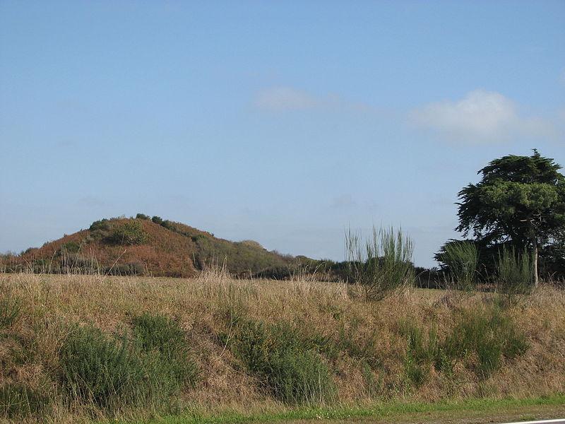 Tumulus Tumiac - Butte de César