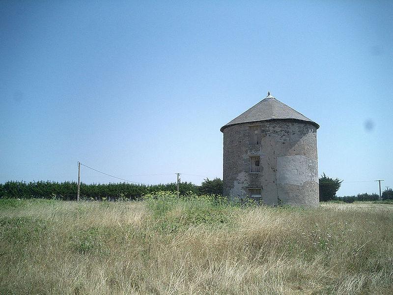 Belle Ile Moulin