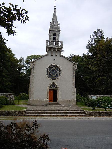 Berné Sainte-Anne des bois
