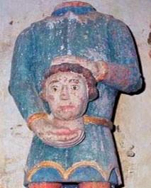 Saint Tremeur, Le Saint