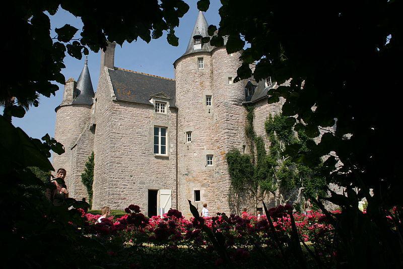 Erquy Château de BienAssis