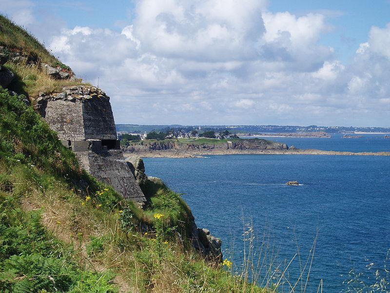 Image : Pointes de la Garde, de Saint-Cast et du Bay
