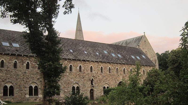Image : Abbaye de Boquen