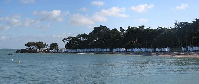 Plage des Dames, Promenade des Souzeaux, Noirmoutier