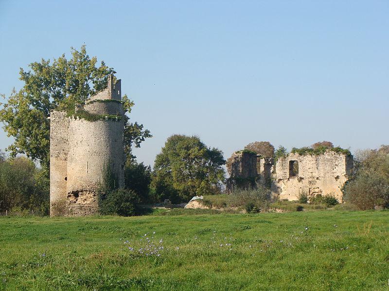 Chateau de Machecoul (de Gilles de Rais)