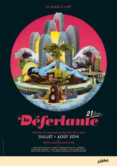 """Festival """"la Deferlante D'Ete"""""""