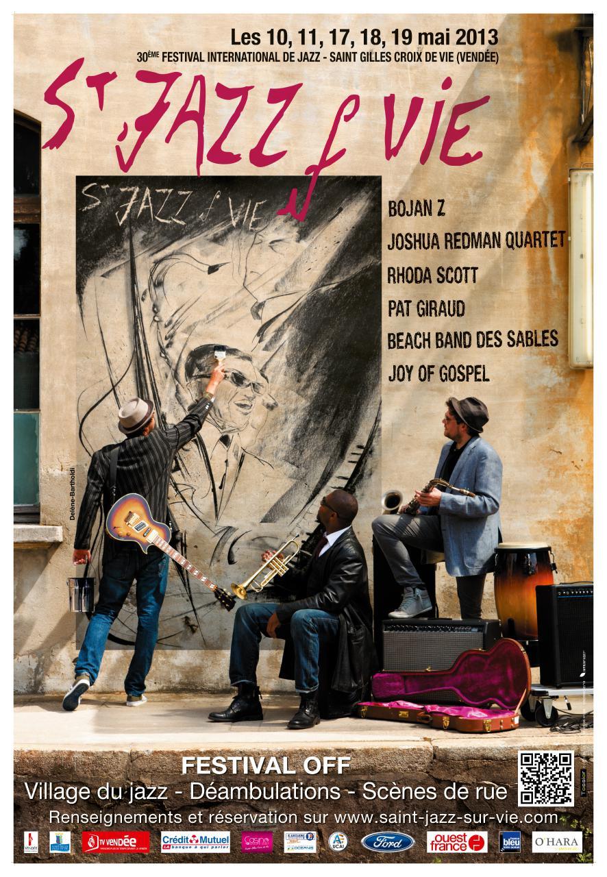 Festival Saint-Jazz-sur-vie
