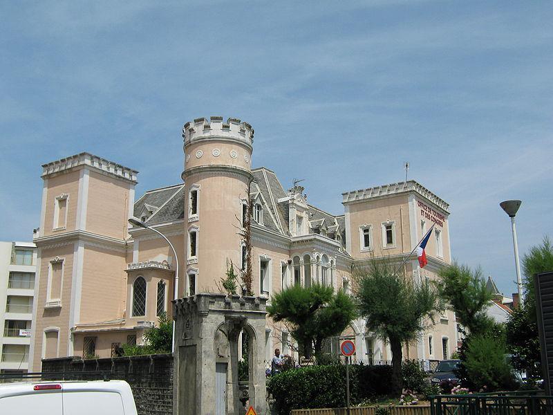 Ch teau javalquinto biarritz 64200 pyr n es atlantiques 64 - Anglet office de tourisme ...