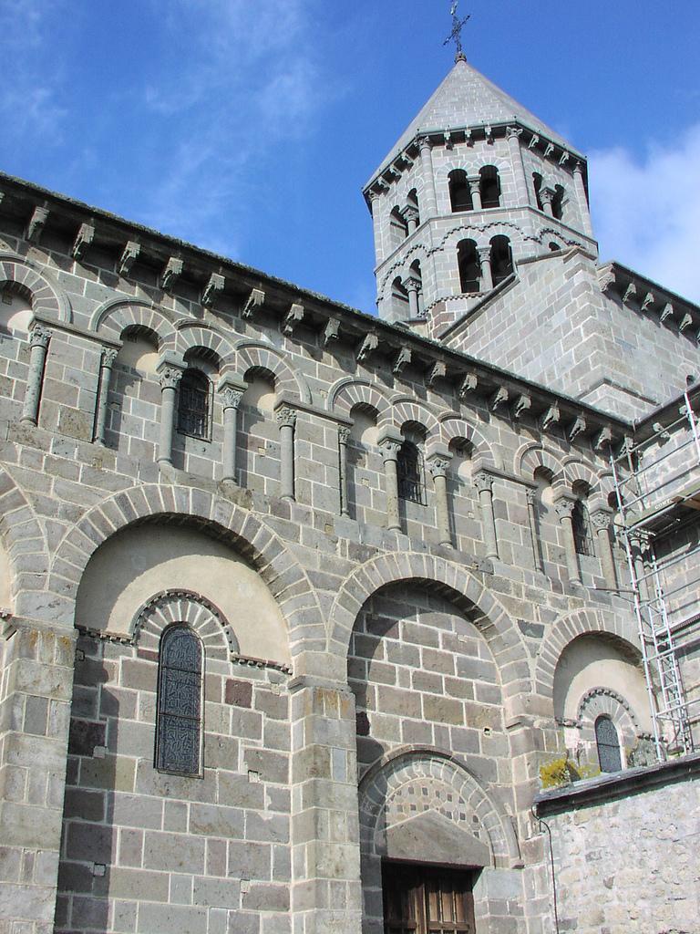 Basilique Notre-Dame_Orcival