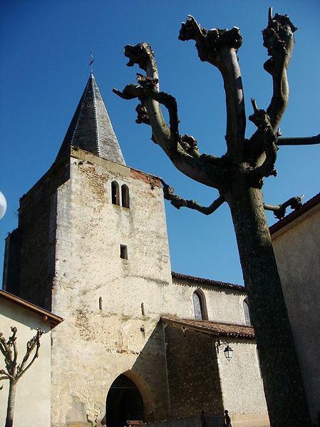 Église d'Amou