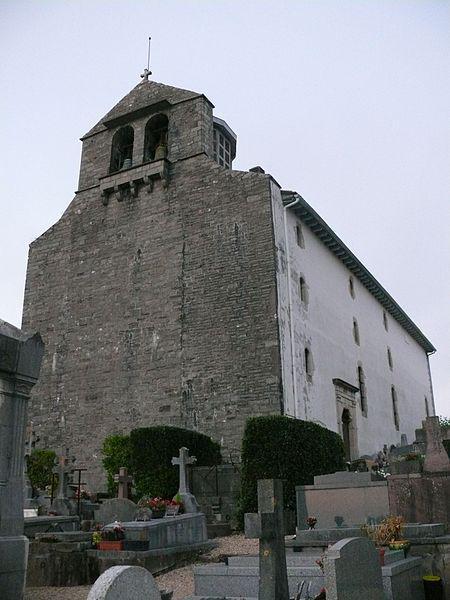 Guéthary - Église Saint-Nicolas