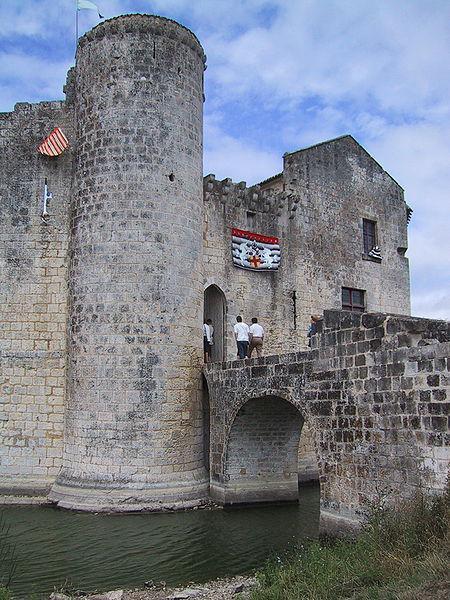 Château de St Jean d'Angle