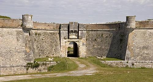 Fort de La Prée - La Flotte - île de Ré