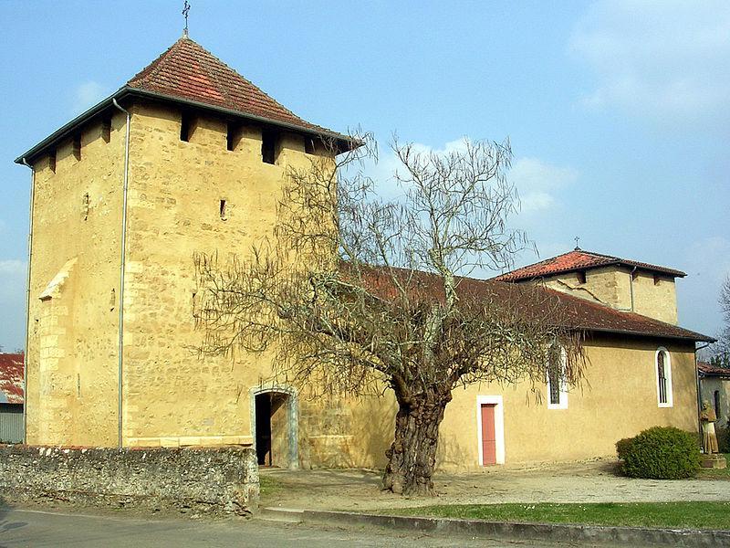 St Martin d'Oney église