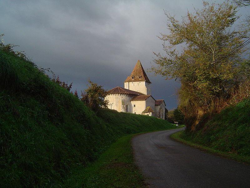 Eglise d'Aulès