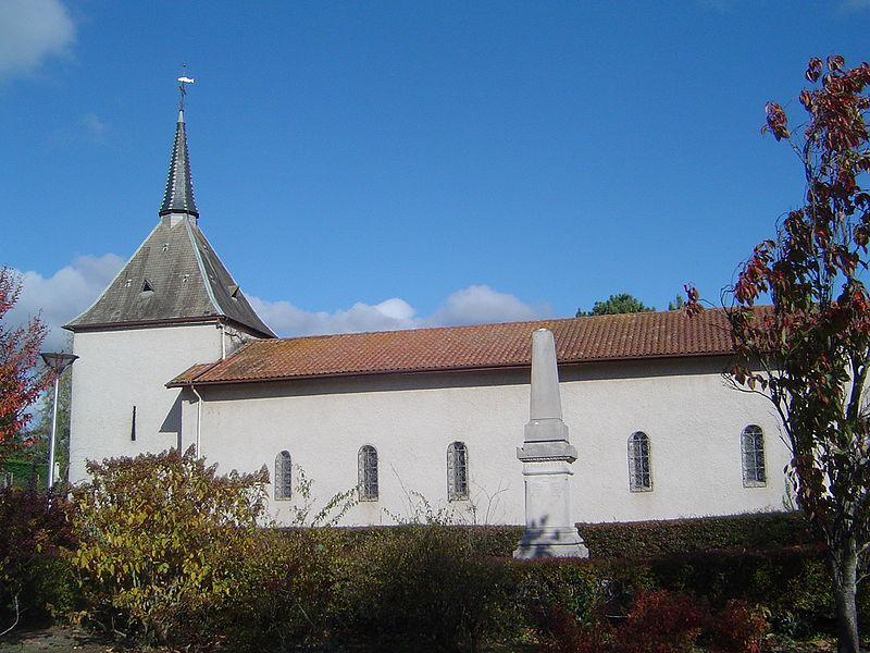 église St-Girons du Camp - Vielle-St-Girons