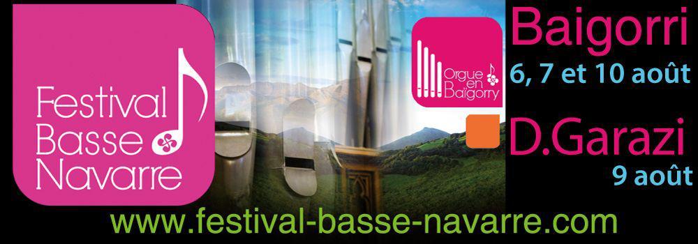 Festival musical de Basse-Navarre