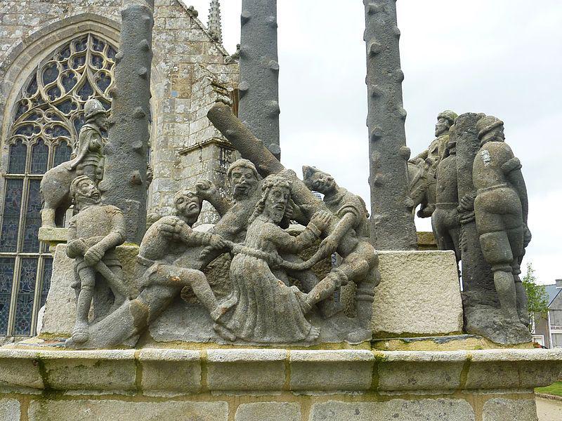 Image : Enclos paroissial de Cléden-Poher