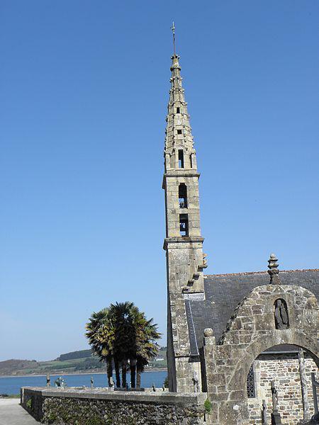 Image : Église Notre-Dame de Landévennec