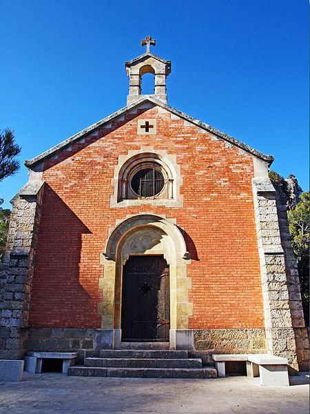 Sanctuaire Notre-Dame-de-Grâces -Cotignac