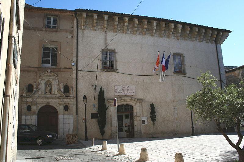 Brignoles Palais des comtes