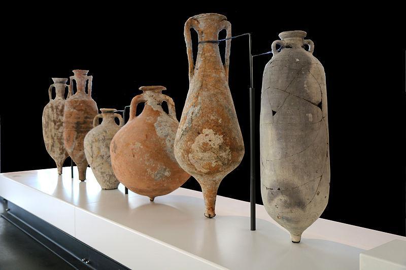 Amphores-musée Marseille
