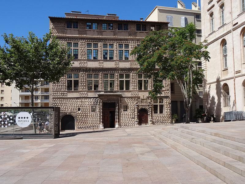 Maison Diamantée, siège du Musée du Vieux Marseille