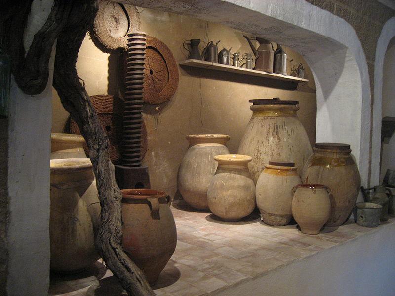 Musée du Terroir marseillais, salle agraire