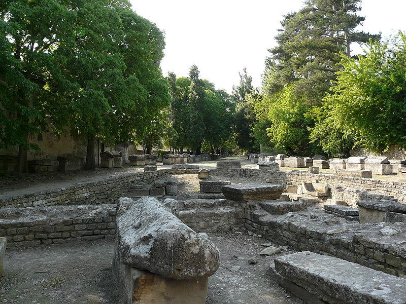 Alyscamps Arles