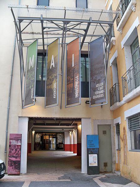 Musée de l'aventure industrielle à Apt