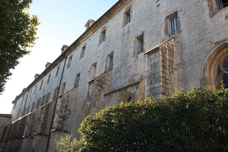 Saint-Maximin-la-Sainte-Baume Couvent