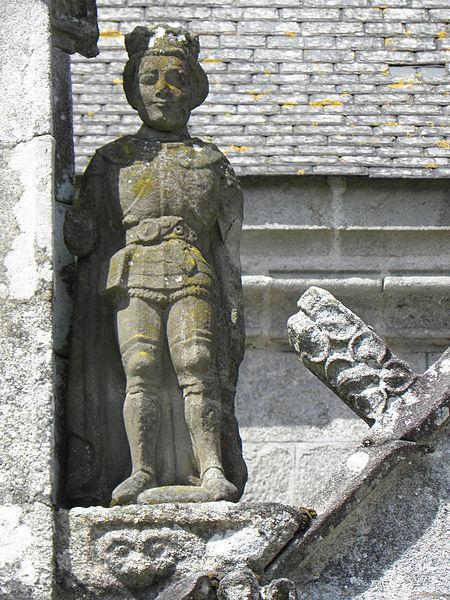 Église Notre-Dame de Délivrance du Quillio