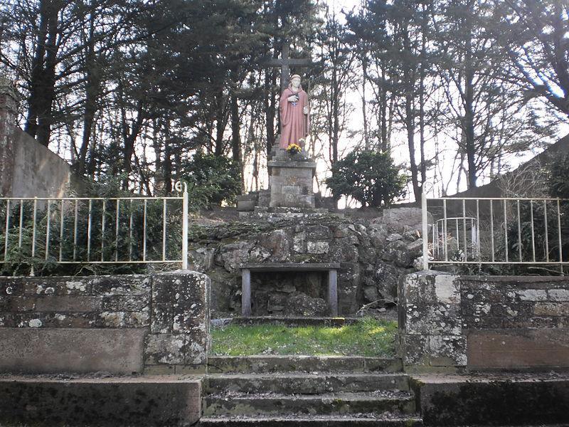 Massérac - oratoire Saint-Benoît