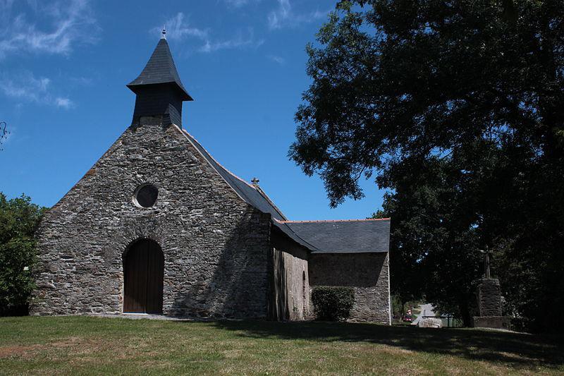 Chapelle Saint-Lomer