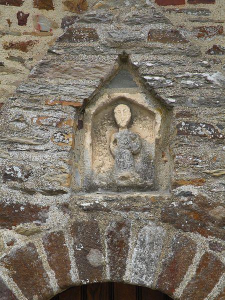 Langon, chapelle SainteAgathe