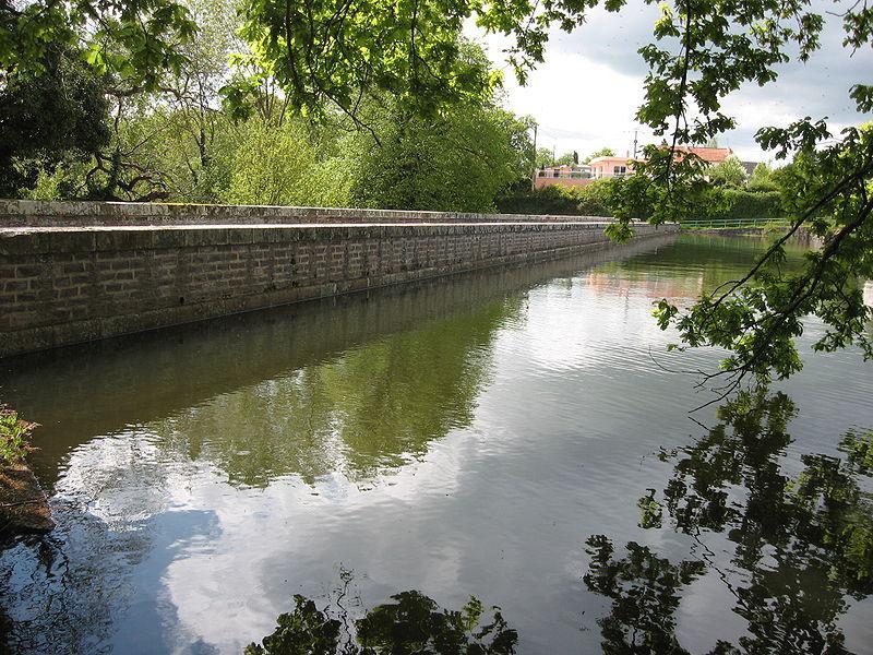 Barrage de Vioreau