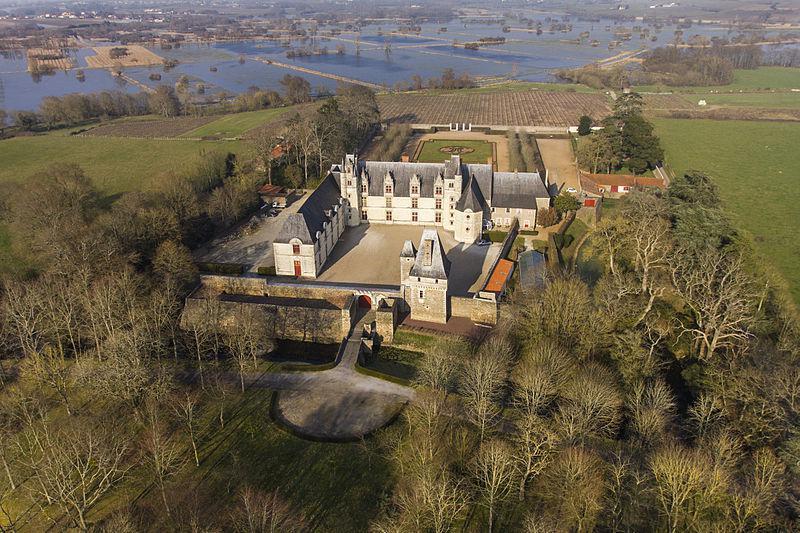 Ch teaux forts manoirs vestiges ruines loire for 44115 haute goulaine