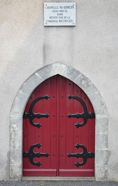 La Chapelle-Basse-Mer - Chapelle Saint-Simon