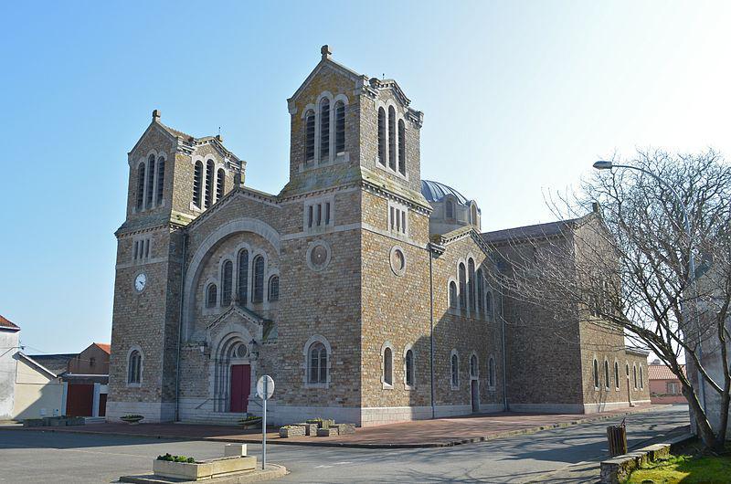 Paimboeuf - Eglise Saint-Louis