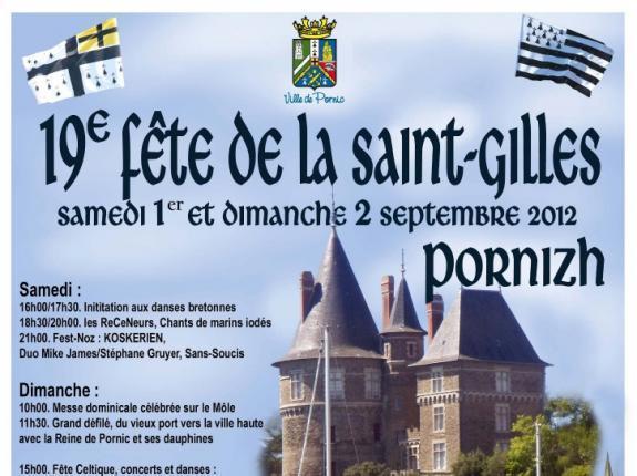 Fête De La Saint Gilles