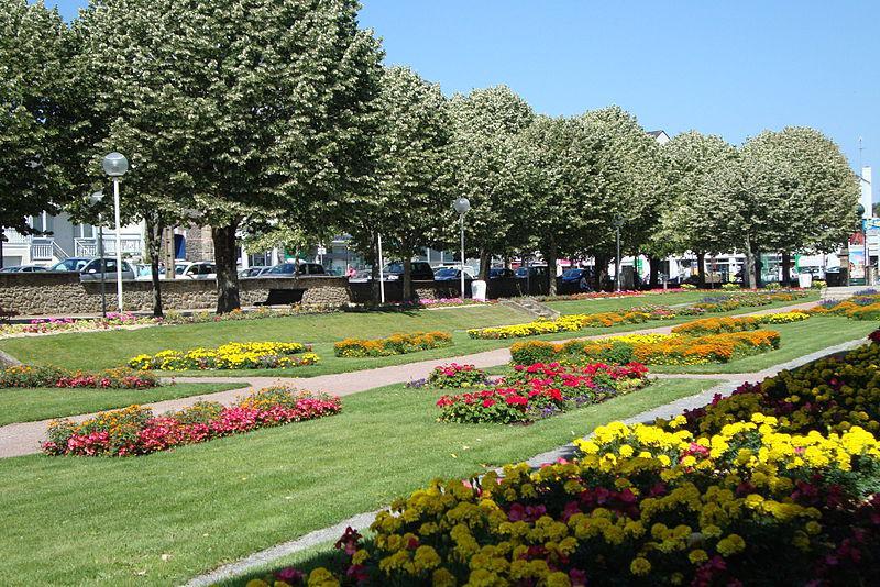 Place de la Victoire à La Baule-Escoublac